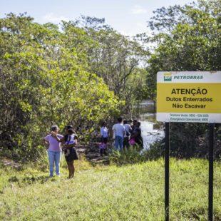 Encontro da Campanha em São Mateus, norte do ES.