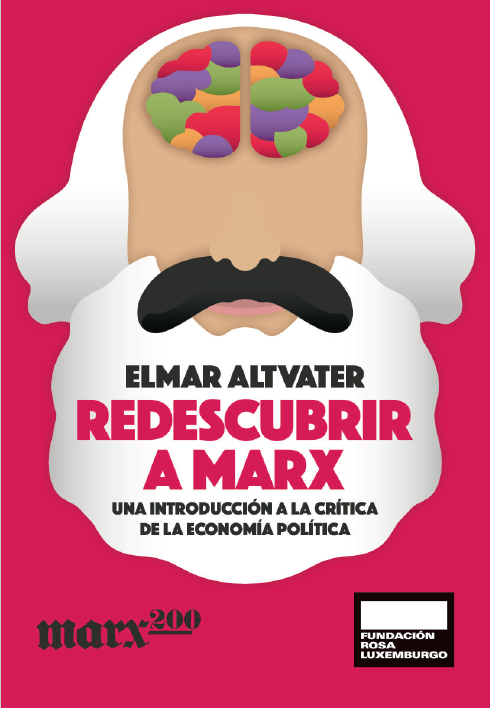 Tapa redescubrir a Marx